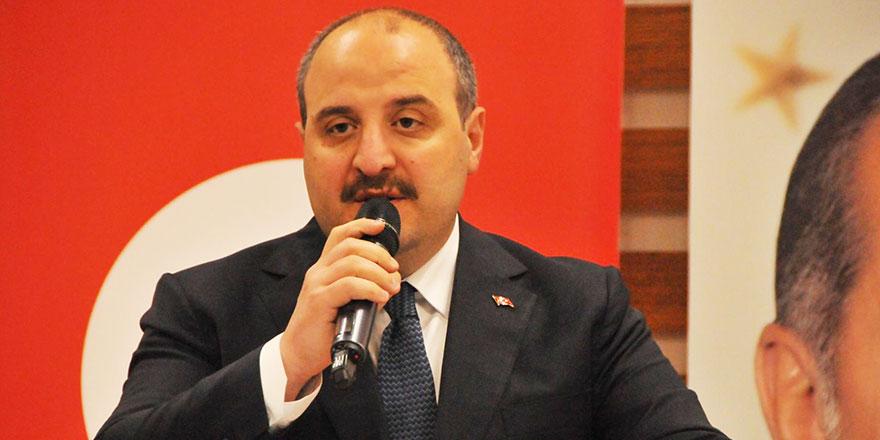 Bakan Varank: Burası Said Nursi'yi çıkarmış mübarek topraklardır