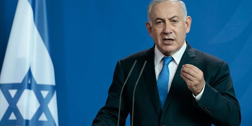 Netanyahu'ya 'Hacklenme iddiasını basına sızdırdı' suçlaması
