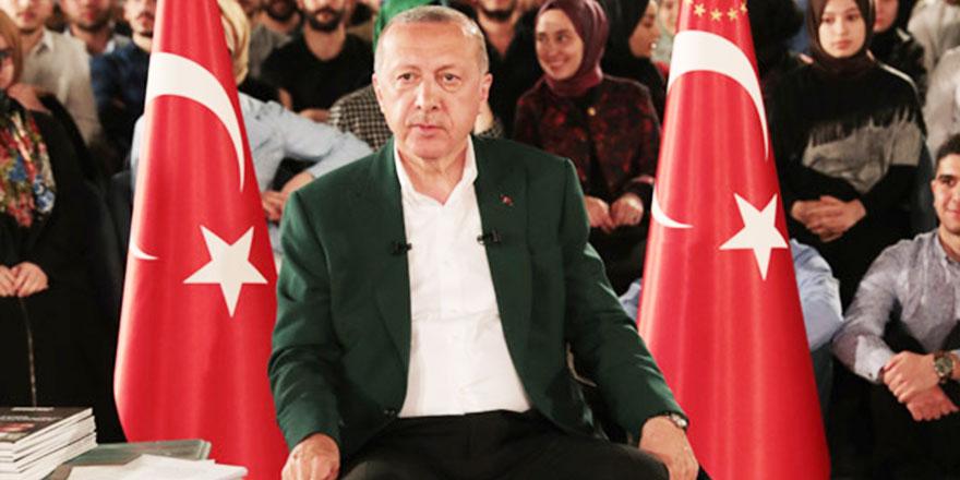 Cumhurbaşkanı Erdoğan'dan Ayasofya açıklaması daha