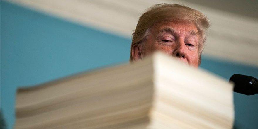 Trump'tan kamu yayın kuruluşlarının bütçesine makas