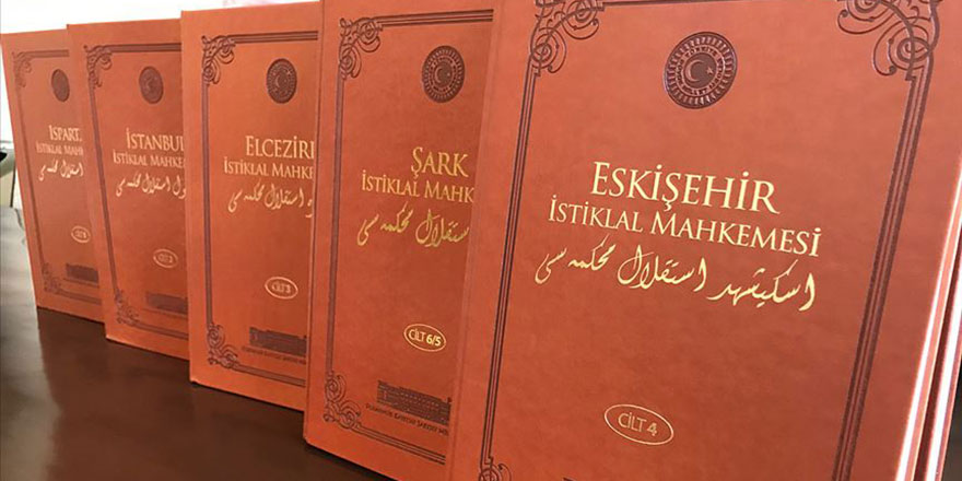 İstiklal Mahkemeleri arşivine yoğun ilgi