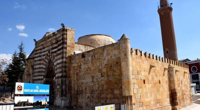 Kırşehir'deki 8 asırlık medrese restore edilecek