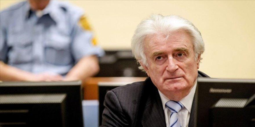 """""""Bosna Kasabı"""" Karaciç'e müebbet hapis"""