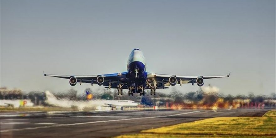 Afrika'da uçakla seyehat edenlerin sayısı artıyor