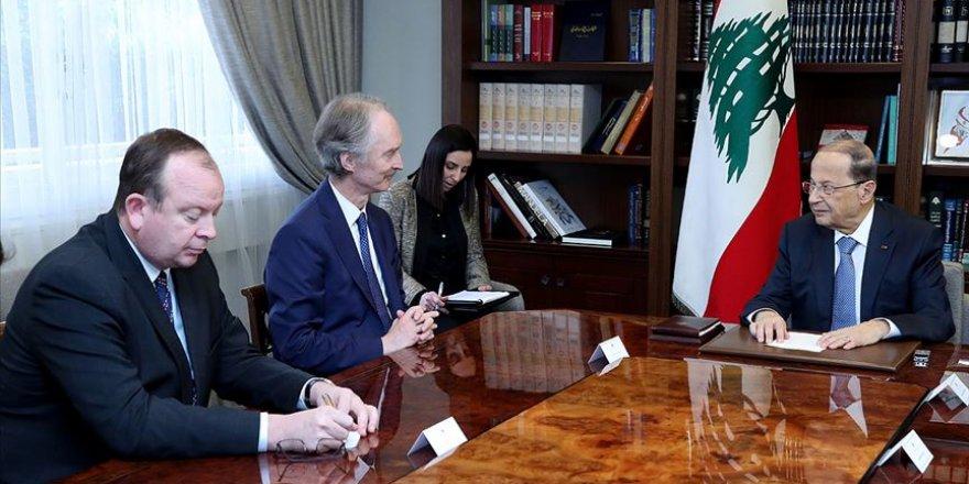 """Lübnan: """"Suriyeli mültecilere bakamıyoruz"""""""