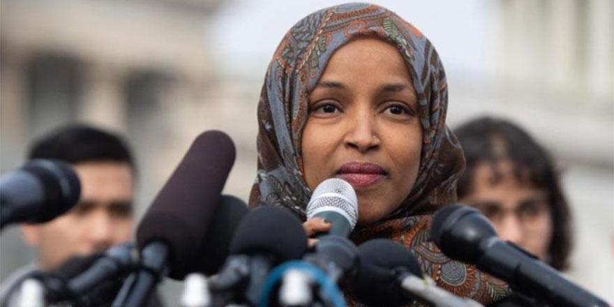 Ilhan Omar'a destek büyüyor: Trump, Amerikan tarihindeki en tehlikeli başkan
