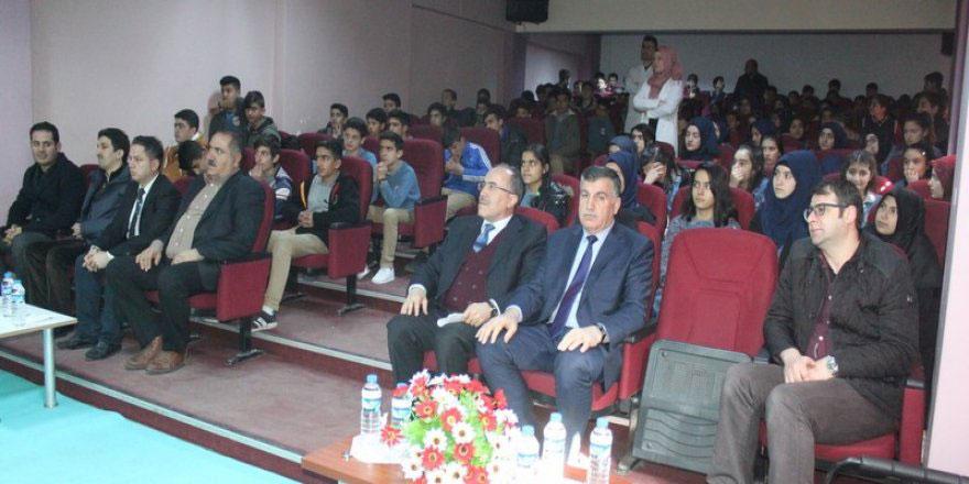 Milli Eğitim Müdürlüğünde Bediüzzaman Said Nursi'yi anma programı