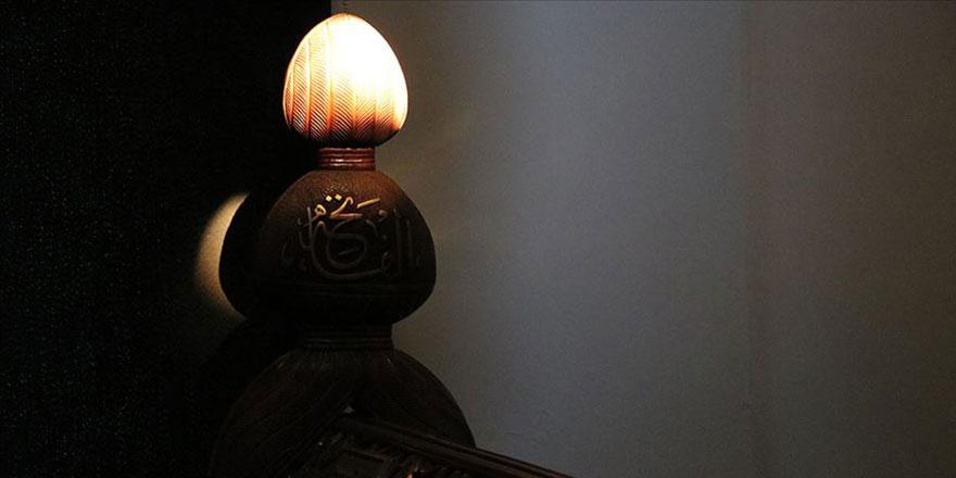 Tillo'daki 'ışık hadisesi' izlendi