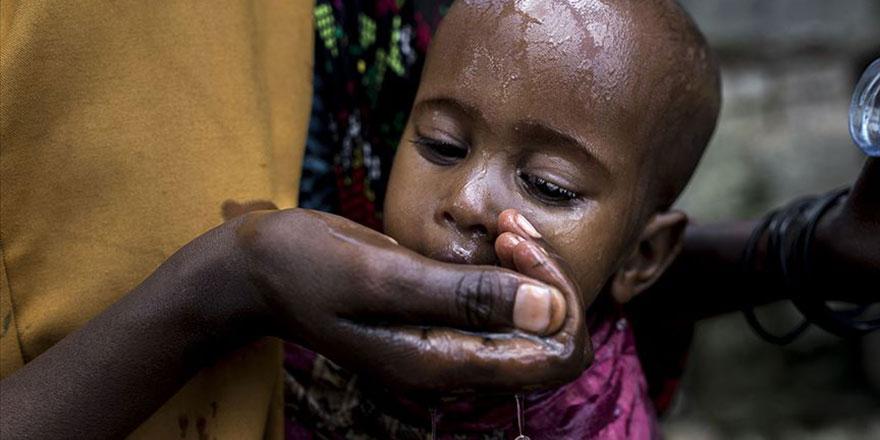 Etiyopya'da her yıl 96 bin bebek ölüyor