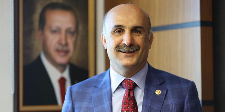 Batman Milletvekili Ziver Özdemir: Said Nursi imanları kurtarmaya koşan büyük âlim