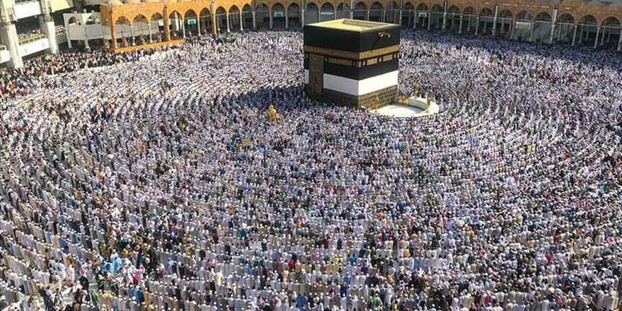 Yeni Zelanda şehitleri için Mekke ve Medine'de gıyabi cenaze namazı kılındı