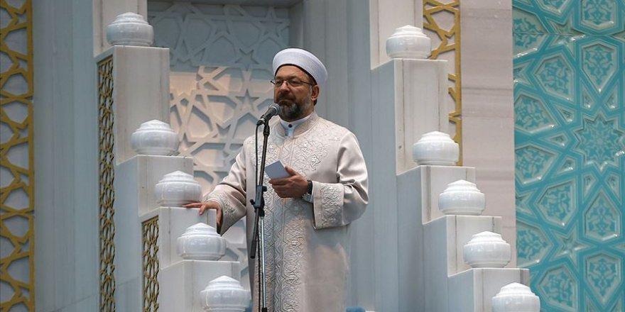'Kur'an ile sünnet arasına mesafe koymak iyi niyetten uzak büyük bir vebaldir'