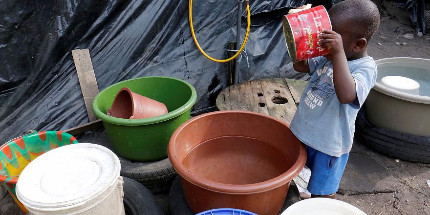 Çocukların kirli sudan ölme riski, şiddet olaylarından üç kat daha fazla