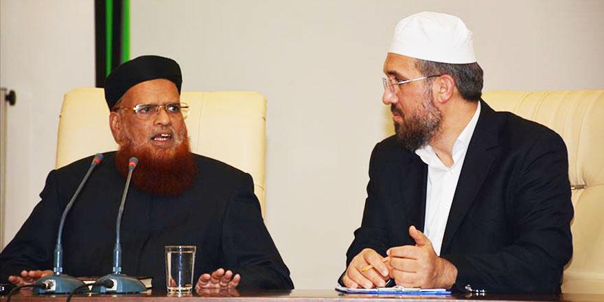 Pakistanlı alim, şeriat yargıcı Mufti Taki Osmani'ye suikast girişimi