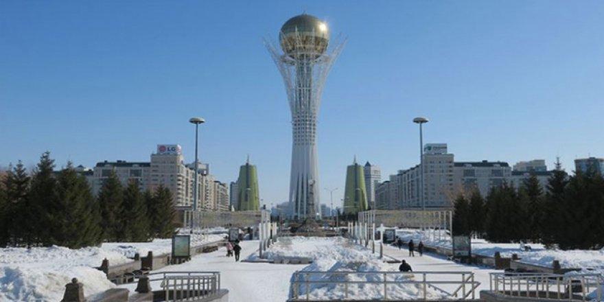 İşte Kazakistan Başkenti'nin yeni ismi