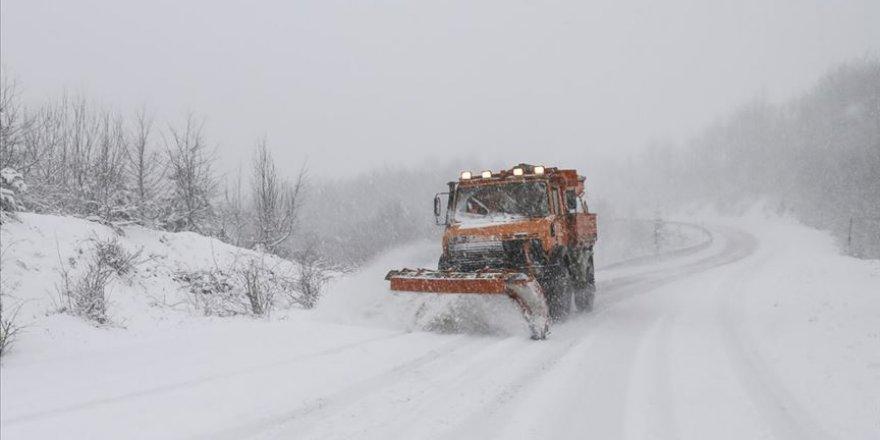 Meteorolojiden yoğun kar ve zirai don uyarısı