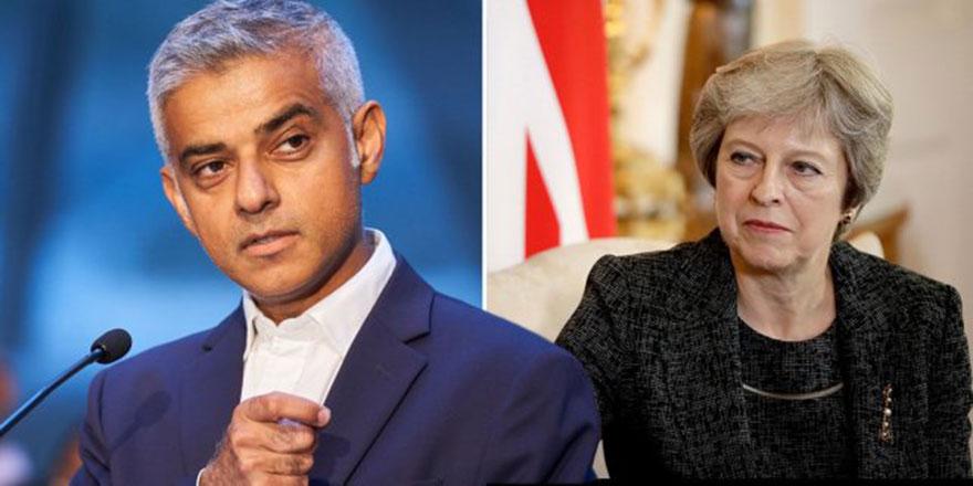 Müslüman Başkandan Başbakan May'e: Partin İslam'a saldırmasın!