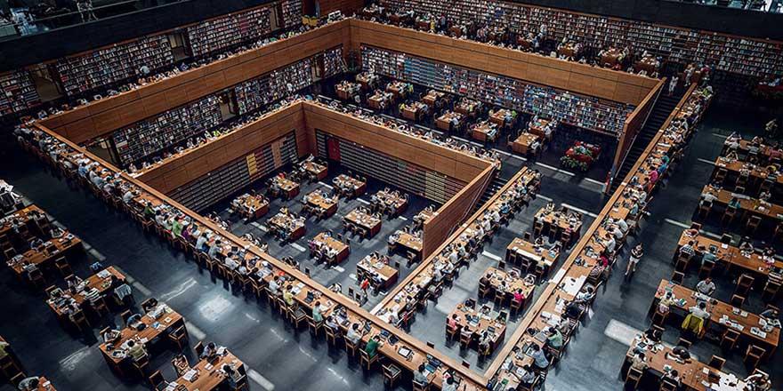 Dünyanın en büyük kütüphaneleri: İnsanlığın ortak hafızası