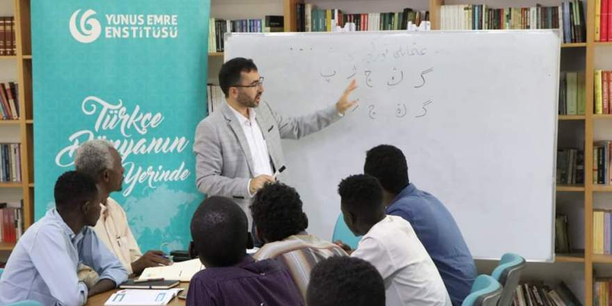 Hartum'da Osmanlıca kursları başladı
