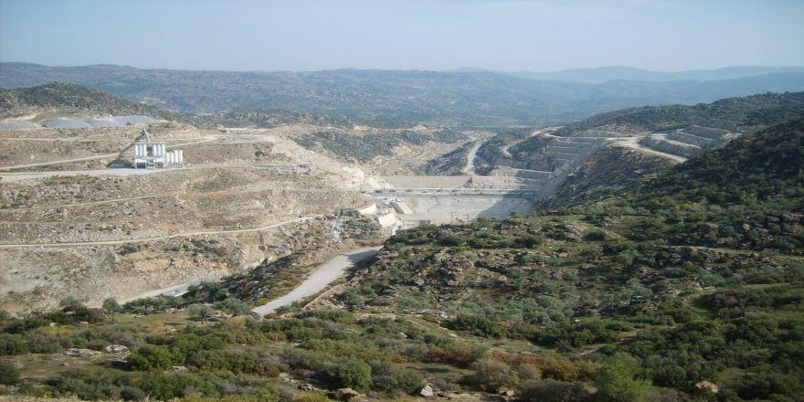 Ege'de barajlar doldu