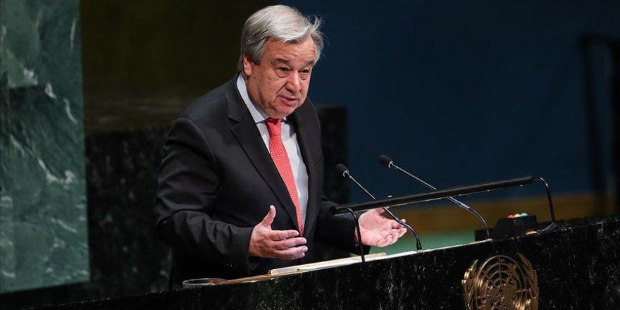 BM Genel Sekreteri Antonio Guterres: Nefret söylemi orman yangını gibi yayılıyor