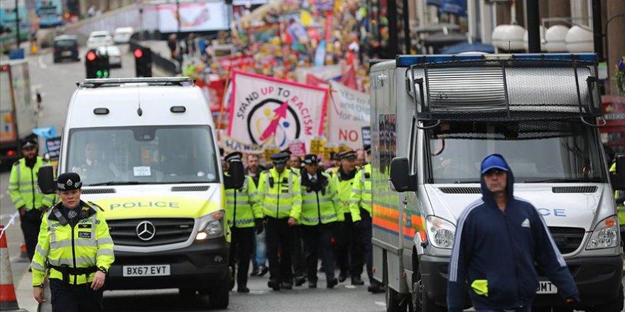 İngiltere'de İslamofobik saldırılarda yüzde 593 artış