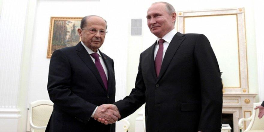 Rusya ve Lübnan'dan ortak Suriye açıklaması