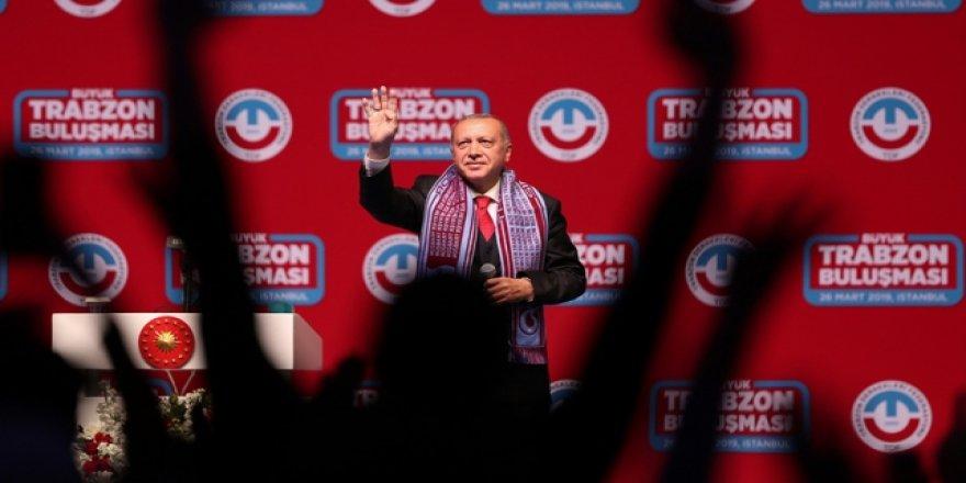 Cumhurbaşkanı Erdoğan: Kudüs'ü başkent ilan ederseniz biz de Ayasofya'yı açarız