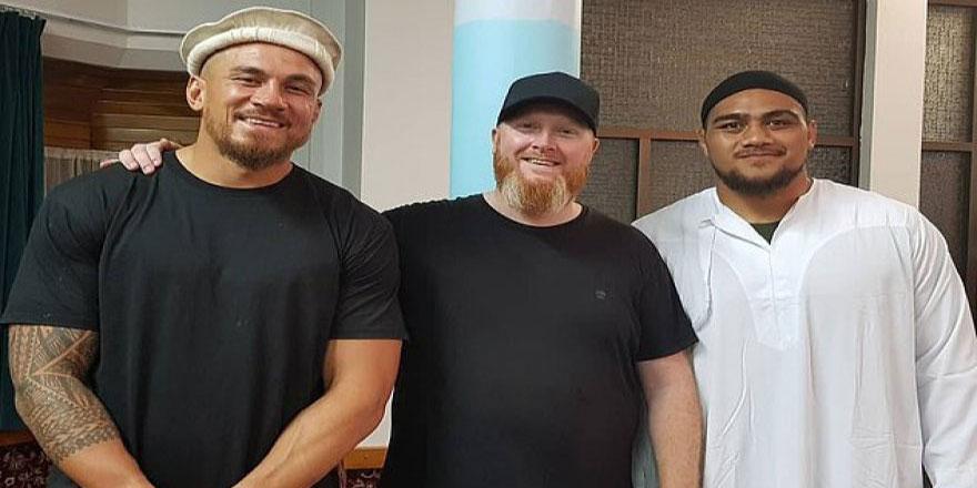 Yeni Zelanda saldırısından sonra Müslüman oldu
