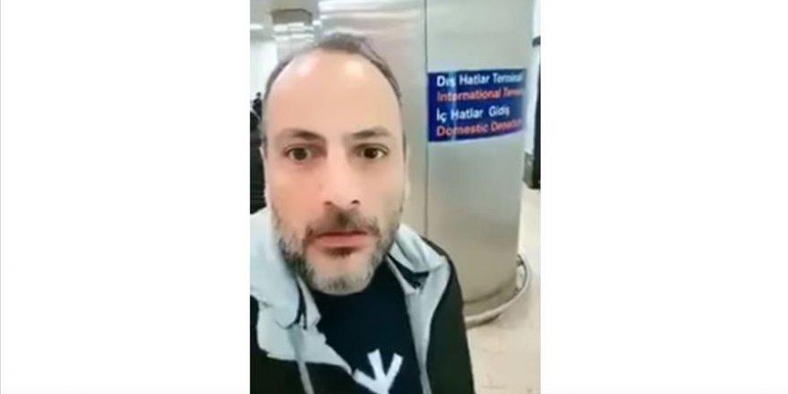 Başörtülü kadınlara hakaret eden kişi yakalandı