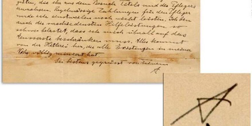 Einstein'ın mektubu rekor fiyata satıldı