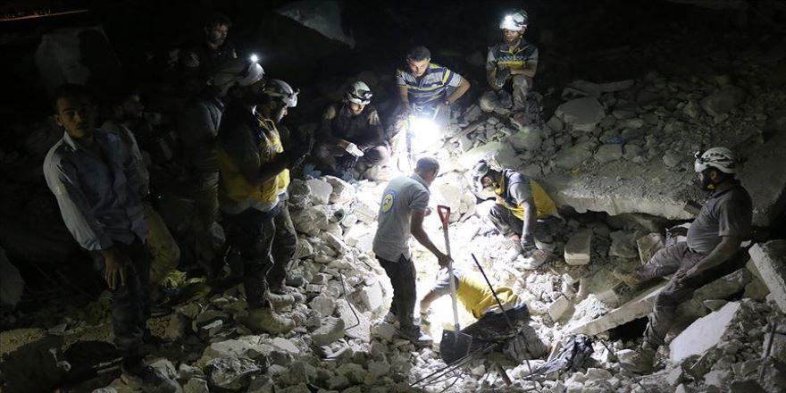 Nobel Barış Ödülü'ne aday gösterilen 267 Beyaz Baretli, Suriye'de öldürüldü