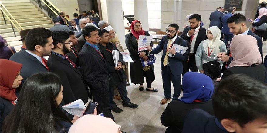 ABD'deki Müslüman gençlerden Kongreye yoğun ilgi