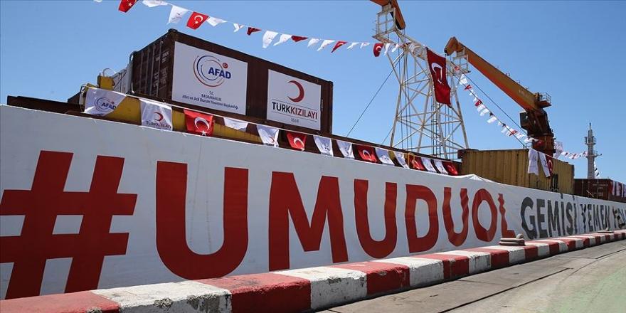 Türkiye Yemen'i Dünya gibi unutmadı
