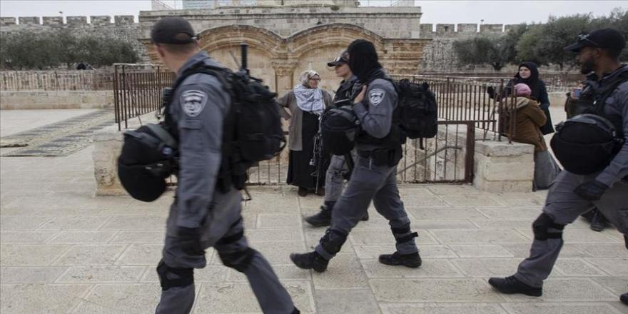 İşgalci İsrail İran'a karşı işbirliği istedi