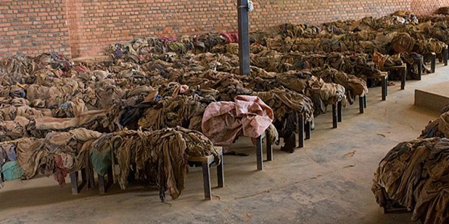 Fransa, Amerika ve Belçika'nın eli ile Ruanda'da 800 bin ölü