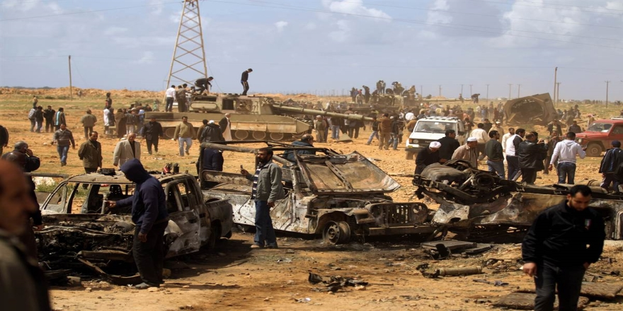 Fransa'nın Libya krizindeki rolü yeniden gündemde