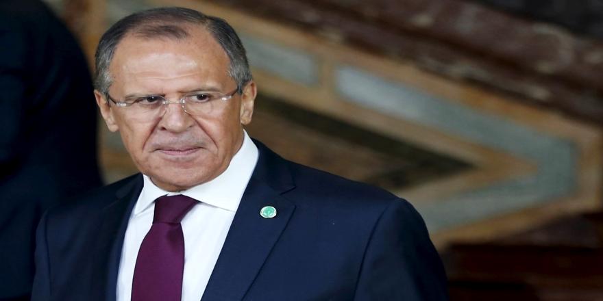 Lavrov, Filistin topraklarında yaşananlardan dolayı endişeliyiz