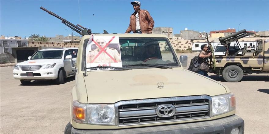 'Hafter güçleri çocuk savaşçı kullanıyor' iddiası