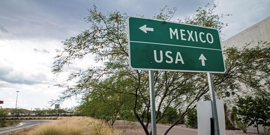 Trump Meksika anlaşmasını yanlışlıkla ifşa etti