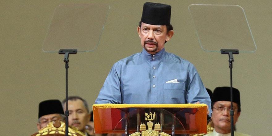 Brunei'den BM'ye şeriat cevabı