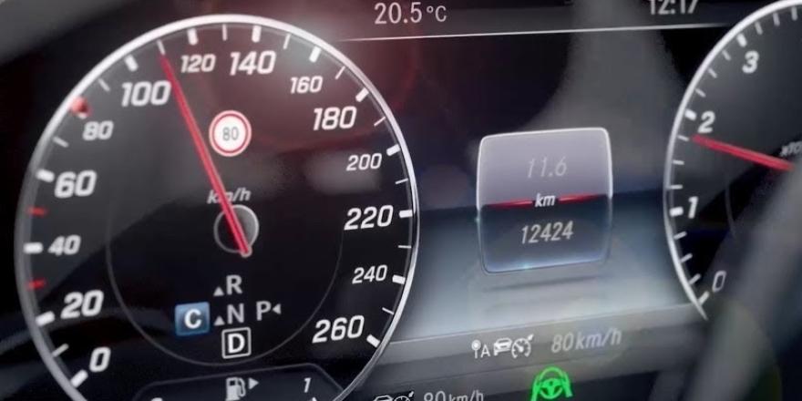 AP'den zorunlu hız sınırlama sistemine onay