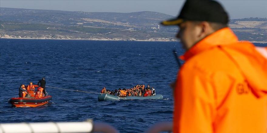 Düzensiz göçle etkin mücadele olumlu sonuç veriyor
