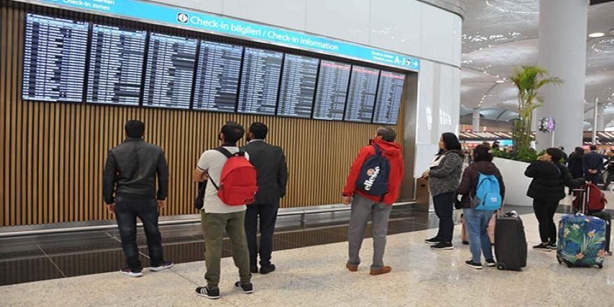 Türk vatandaşları 2018'de Schengen vizesi için 52,7 milyon Euro ödedi