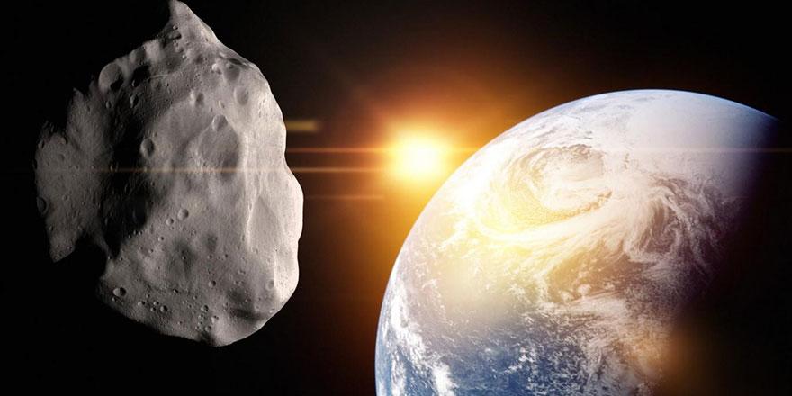 NASA, özgürlük heykeli'nin iki katı büyüklüğünde asteroidin dünya'nın yakınından geçeceğini açıkladı