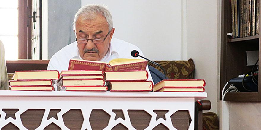 Hüsnü Bayramoğlu ağabeyden Leyle-i Berat mesajı