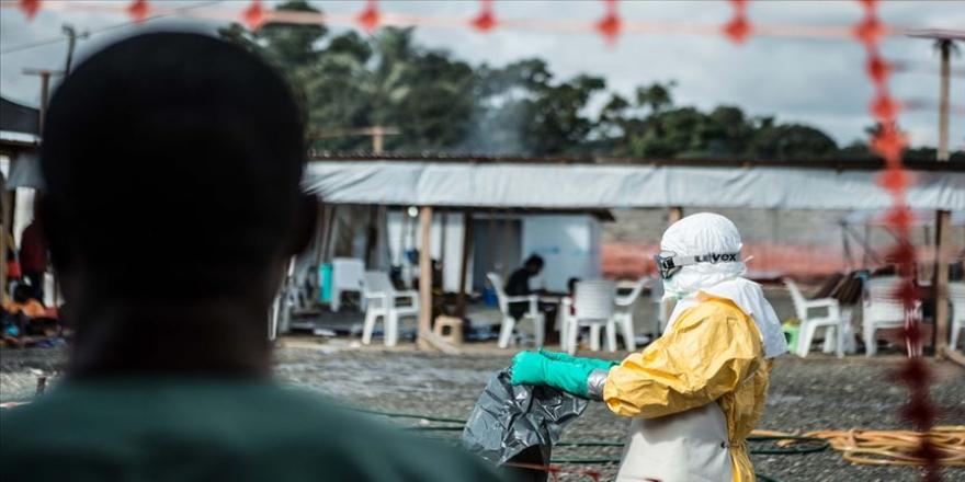KDC'de temmuzdan bu yana eboladan 777 kişi öldü