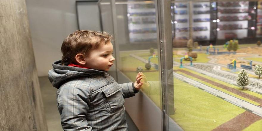 Kentleşme, çocuklar oyun alanı bulamıyorlar