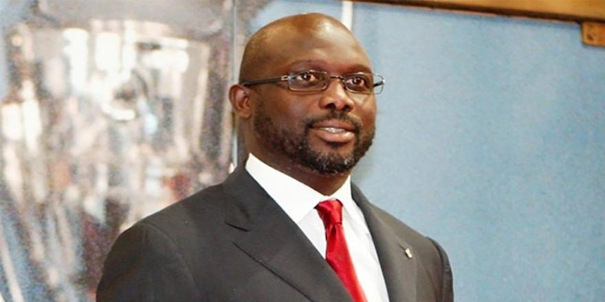 Liberya'da yılanlar Devlet Başkanı Weah'i ofisinden etti
