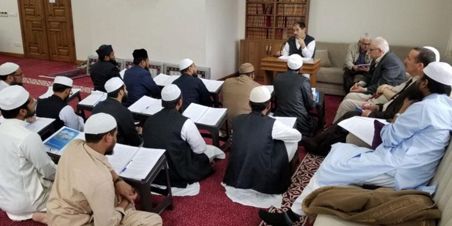 Hindistan'ın Fıkıh hocaları Risale-i Nur eğitimi için İstanbul'da